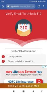 Paybox unlimited Earning Trick