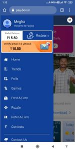Paybox Unlimited Refer Bypass Trick