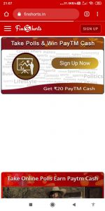 FinShorts 1-Device Unlimited Refer Bypass Trick