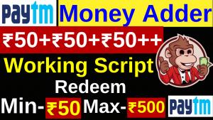 CashMonk app Earn Unlimited Paytm Cash