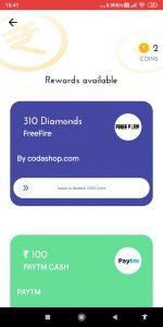 HiBoss(Codashop) app Redeem